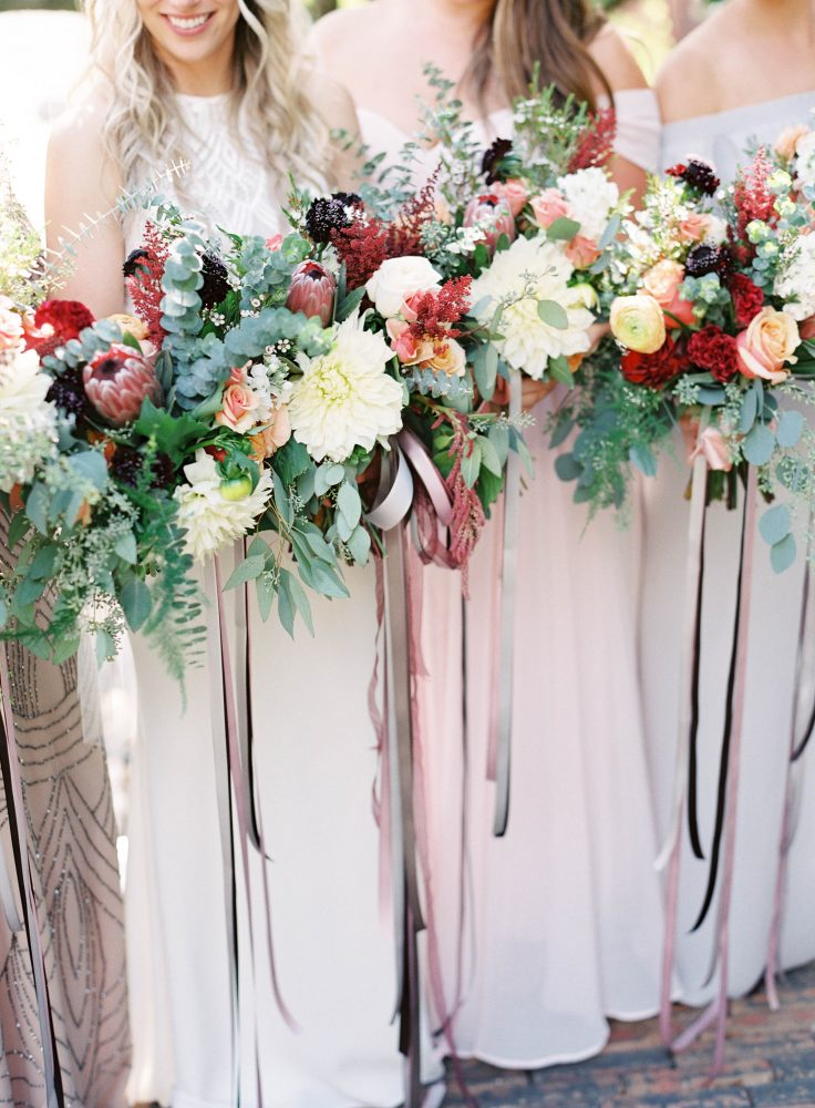 Boho Chic Luxury Wedding