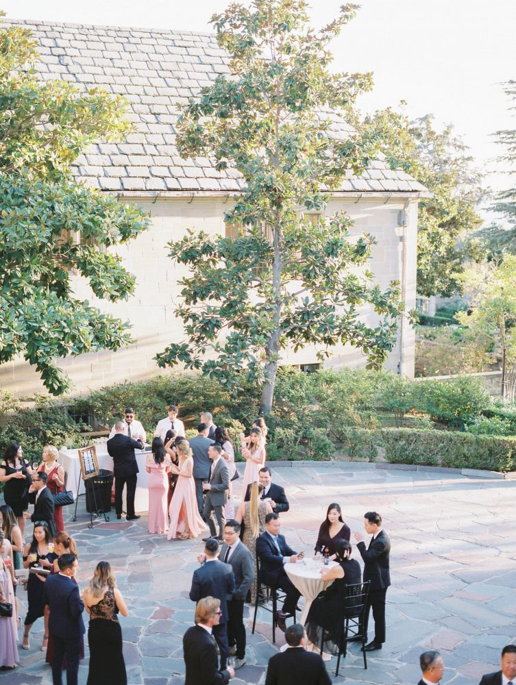 Greystone Mansion Wedding Beverly Hills California Lindsey Nicole Photography