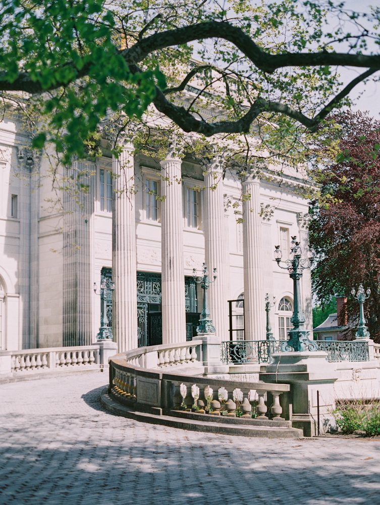 Marble House Newport Mansion Lindsey Nicole Photography