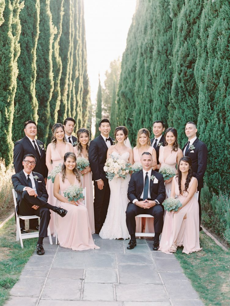 Greystone Mansion Luxury Wedding in Beverly Hills